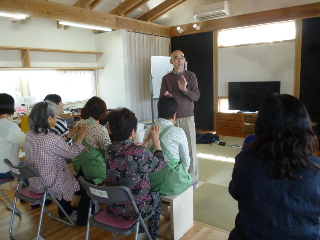 熊本市益城町でボランティア